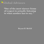 Quote: Bryant H. McGill