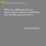 Quote: Stephen Hawking