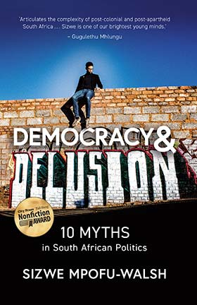 Democracy and Delusion: book cover